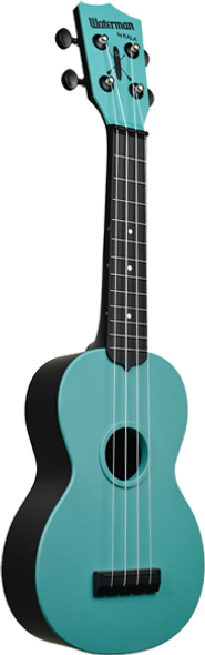 Makala MK-SWB/BL Waterman Soprano Ukulele Aqua