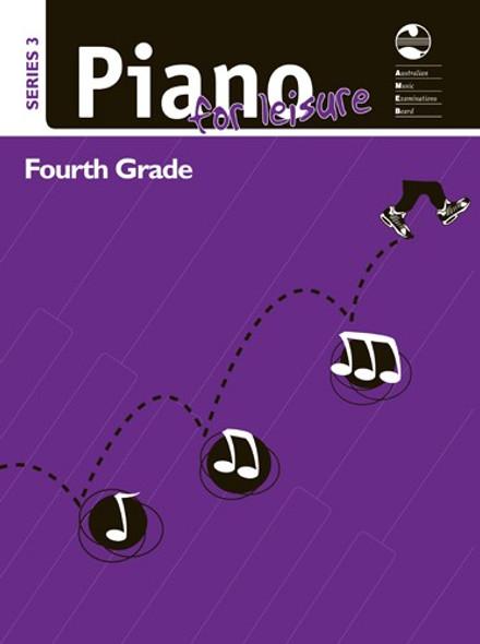 AMEB Piano for Leisure Series 3 Grade 4