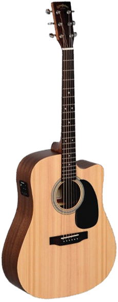 Sigma DMC-STE Acoustic/Electric Guitar