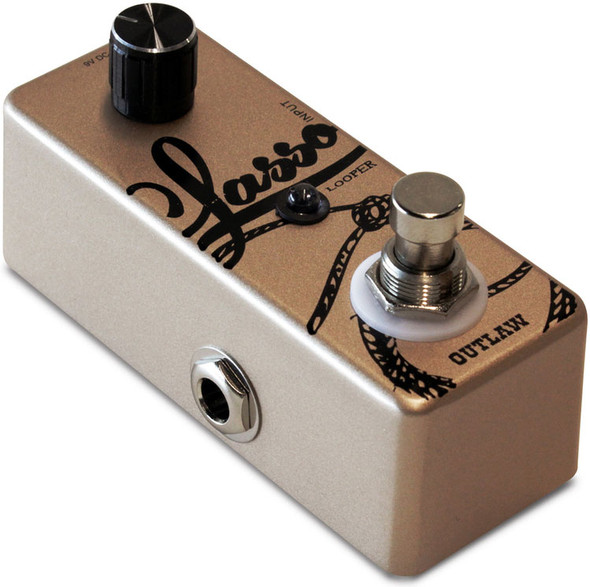 Outlaw Pedals Lasso Looper