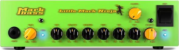 Markbass Little Mark Ninja 1000-Watt Head