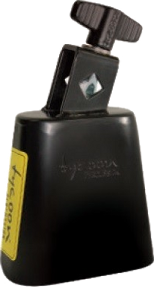 "Tycoon Percussion TW-35 3.5"" Black Mountable Cowbell"