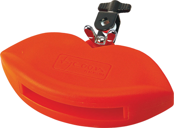 Tycoon Percussion TTB-L Low Pitch Lip Block Orange