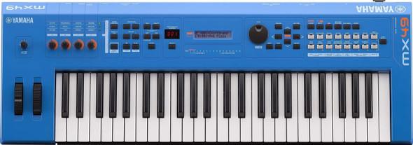 Yamaha MX49BU Synthesizer Blue