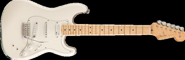 Fender Ed O'Brien Signature EOB Stratocaster MN Olympic White