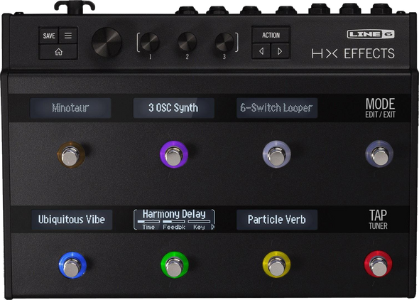 Line 6 HX Effects Multi-Effects Processor