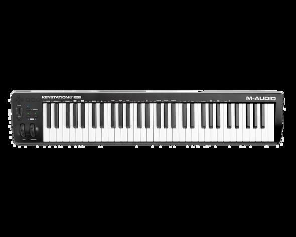 M-Audio Keystation 61 Mk3 USB MIDI Controller Keyboard