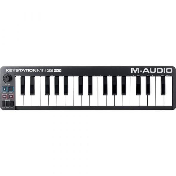 M-Audio Keystation Mini 32 Mk3 Portable Keyboard Controller