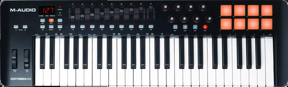 M-Audio Oxygen 61 MK IV USB MIDI Keyboard Controller