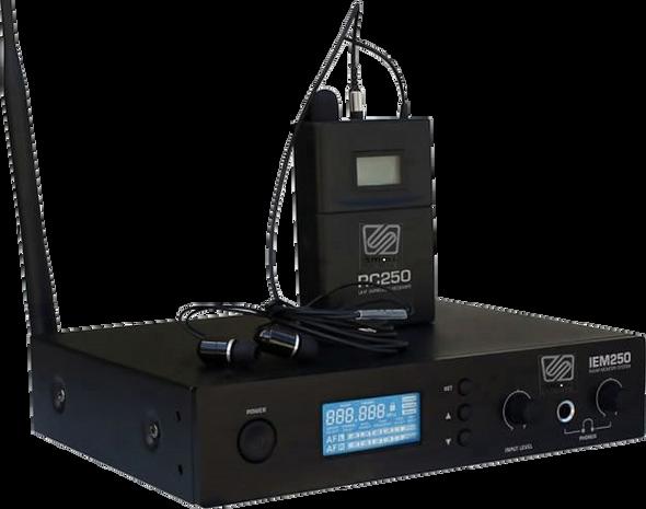 Smart Acoustic SIEM250 Wireless In Ear Monitor System