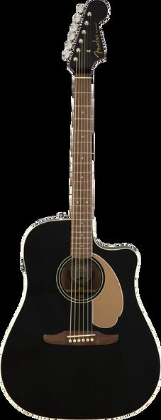 Fender California Series Redondo Player Jetty Black