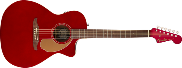 Fender California Series Newporter Player Candy Apple Red