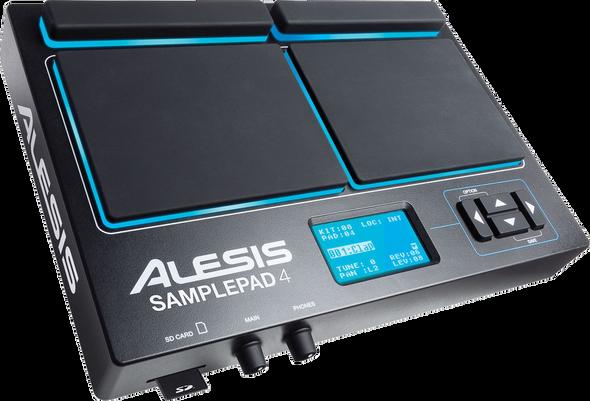Alesis SamplePad 4 Percussion and Sample-Triggering Instrument