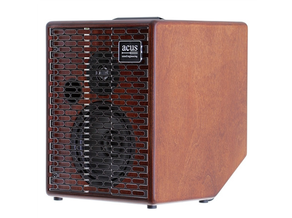 Acus One Forstrings 6T Wood 130-Watt Acoustic Amplifier