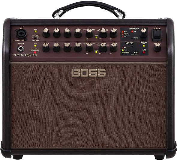 Boss Acoustic Singer Live Gtr Amp