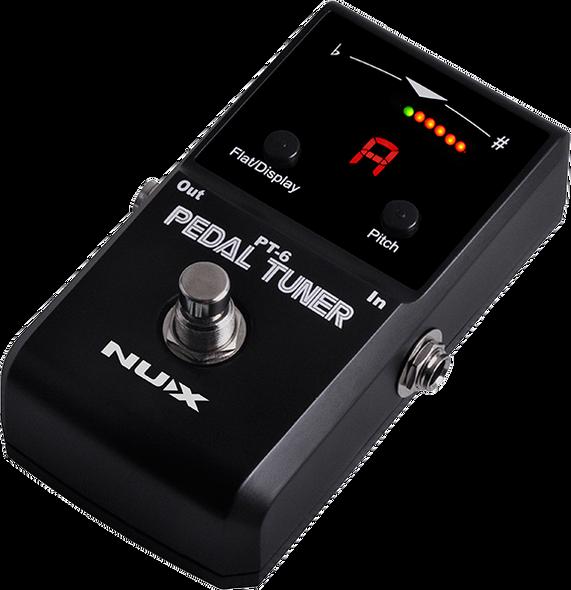 Nux PT-6 Chromatic Pedal Tuner