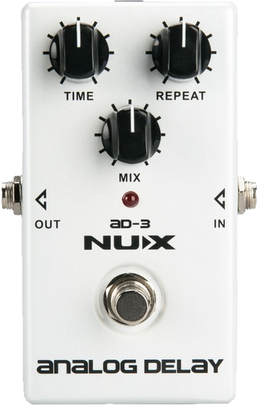 Nux AD-3 Analog Delay Pedal