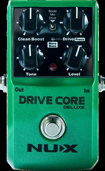 Nux Drive Core Deluxe Blues Pedal