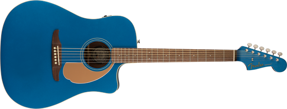 Fender California Series Redondo Player Belmont Blue
