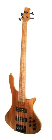 Cole Clark Kennedy Bass Long Lady 4 LLB4-BL Blackwood Maple