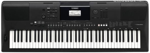 Yamaha PSR-EW410 76-Key Touch Response Portable Keyboard