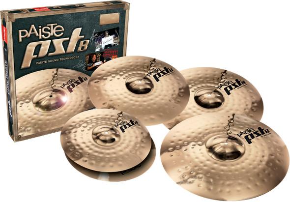 Paiste PST8 Universal Cymbal Pack