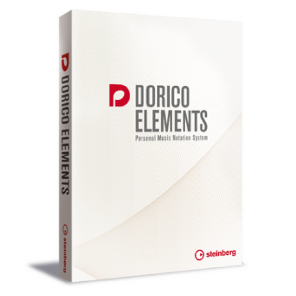Steinberg Dorico Elements 2 Notation Software