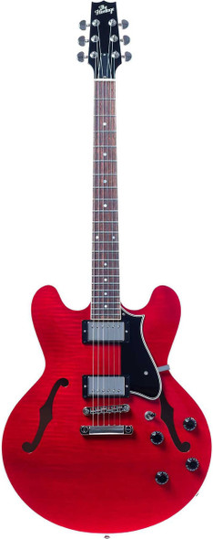 Heritage Guitars Standard H-535 Semi-Hollow Trans Cherry