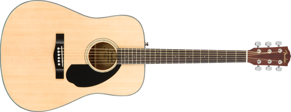 Fender CD-60S Dreadnaught Pack V2 Natural