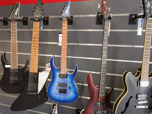Ibanez Electric Guitars and Basses | Scratch n' Dent! 50% Off RRP!