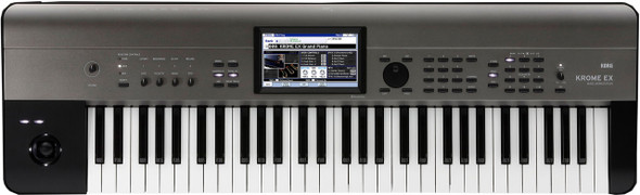 Korg Krome EX 61-Key Synthesizer Workstation