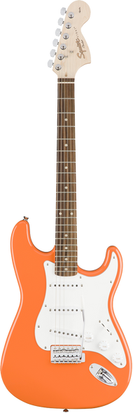 Squier Affinity Stratocaster LRL Competition Orange