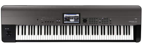 Korg Krome EX 88-Key Synthesizer Workstation