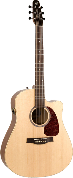 Seagull Entourage Natural Spruce CW Q1 Acoustic/Electric