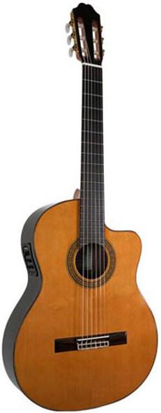 Katoh MCG80CAE Cedar Rosewood Nylon Electric Guitar