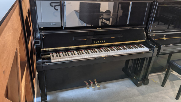 Yamaha UX3 Upright Piano Second Hand (1986 & 1984)