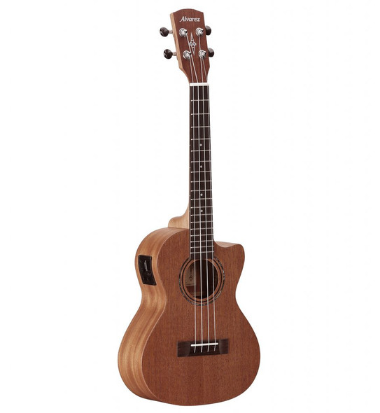 Alvarez RU22TCE Regent Series Tenor Ukulele with Cutaway and Pickup