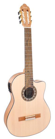 Valencia VC304CE 4/4 Cutaway Electric Acoustic Guitar