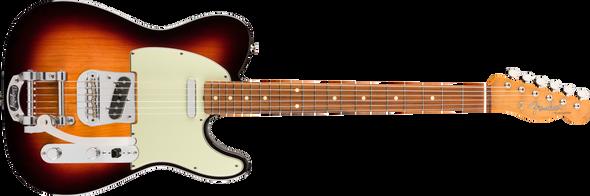 Fender Vintera '60s Telecaster Bigsby Pau Ferro Fingerboard 3-Color Sunburst