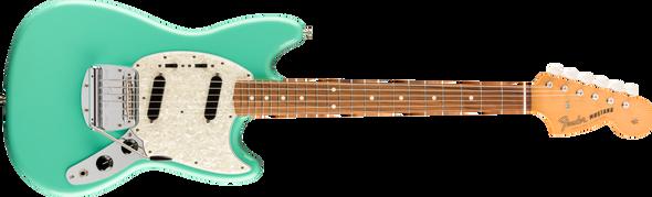 Fender Vintera 60s Mustang Pau Ferro Fingerboard Sea Foam Green