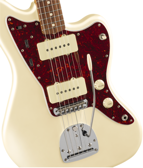 Fender Vintera 60s Jazzmaster Pau Ferro Fingerboard Olympic White