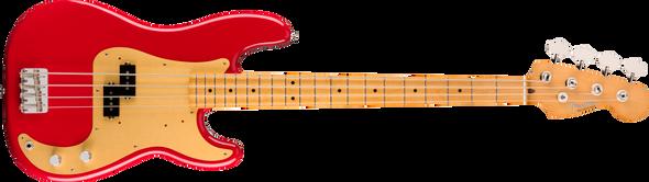 Fender Vintera 50s Precision Bass Maple Fingerboard Dakota Red