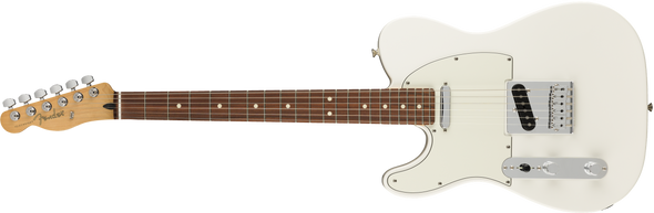 Fender Player Telecaster Left-Handed Pau Ferro Fingerboard Polar White