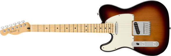 Fender Player Telecaster Left-Handed Maple Fingerboard 3-Color Sunburst