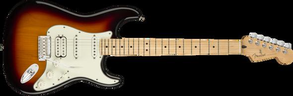 Fender Player Stratocaster HSS Maple Fingerboard 3-Color Sunburst