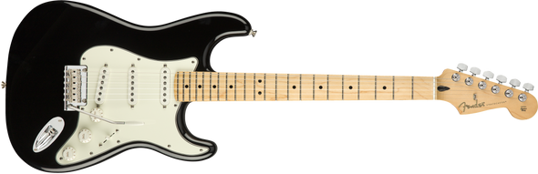 Fender Player Stratocaster Maple Fingerboard Black