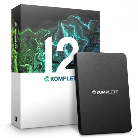 Native Instruments Komplete 12 Update from K2-K11