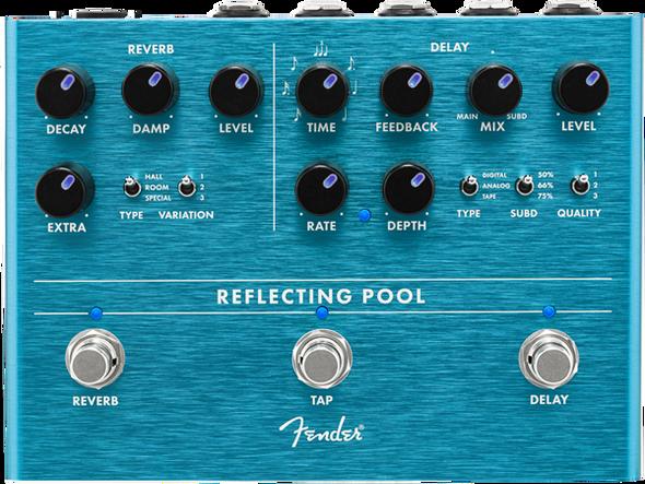 Fender Reflecting Pool® Delay/Reverb