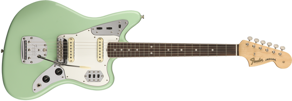 Fender American Original 60S JAGUAR RW SFG Serial No V1861680A Model No 0110160857 B Stock