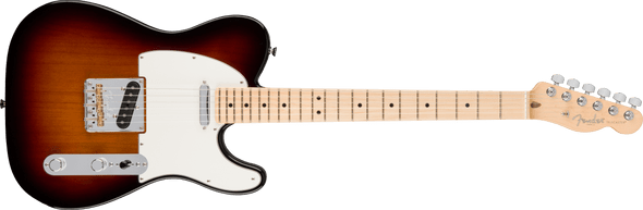 Fender American Professional TELE MN 3TS Serial No US18082381 Model No 0113062700 B Stock